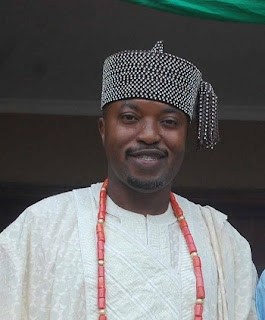 Oluwo of Iwoland Oba Abdurasheed Adewale Akanbi