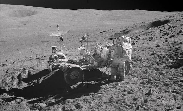Аполло́н-16 Лунный ровер 2
