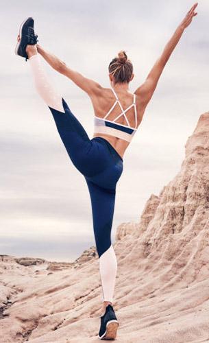 malla deportiva mujer H&M