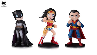 DC Comics Artists Alley Chris Uminga Statue Collection by DC Collectibles