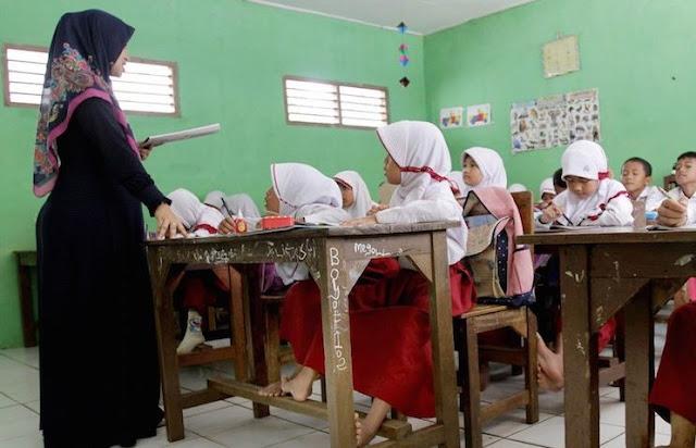 Dunia Pendidikan Diperkirakan Akan Suram Karena Siswa Pintar Tak Ingin Jadi Guru