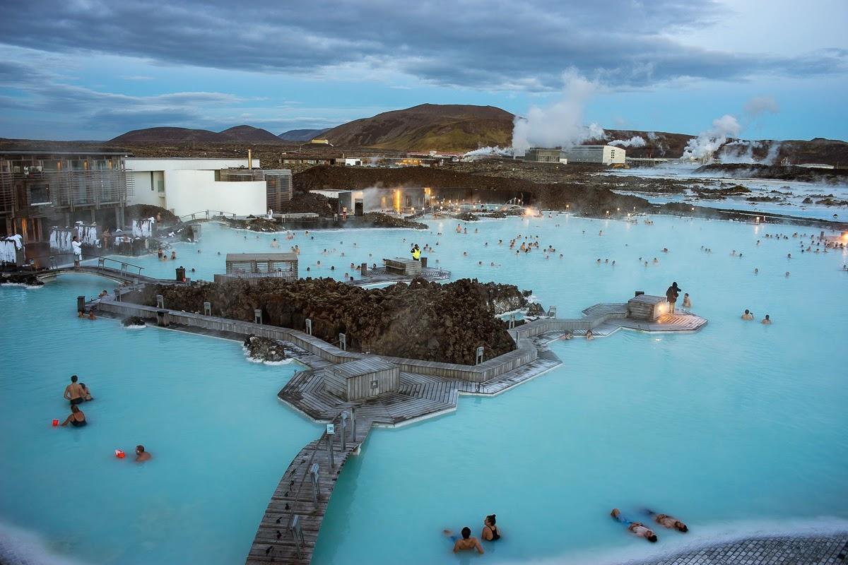Descubre TU MUNDO: Destino: balneario geotermal Laguna ...