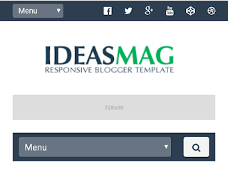 Ideas Mage Professional Template