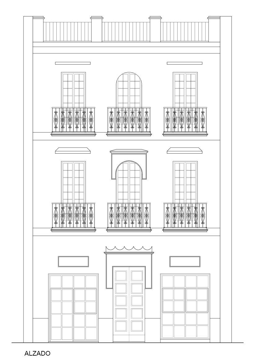 Estudio Honorio Aguilar - Edificio Arenal