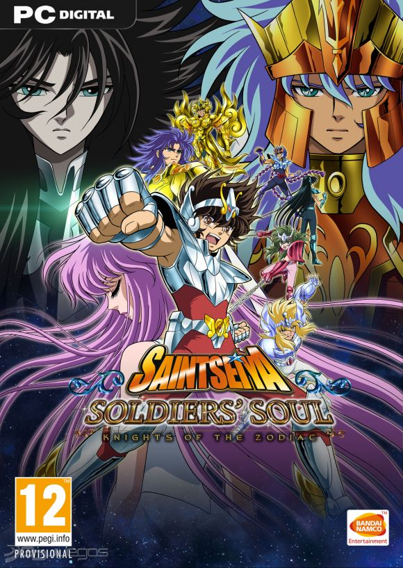 Saint Seiya Soldiers soul [Pc-Full] Español