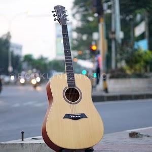 Gitar Akustik Dame Original