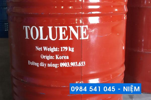 Dung môi công nghiệp Toluene