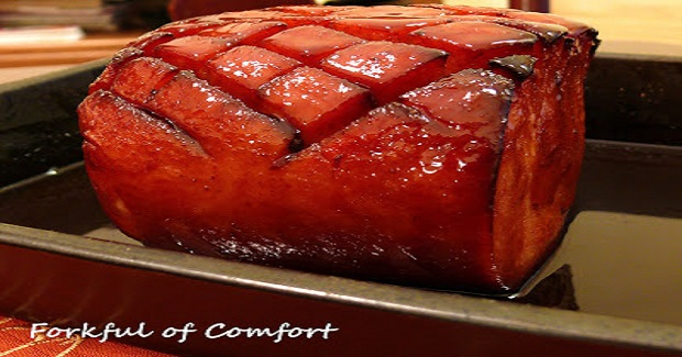 Root Beer Glazed Ham Recipe