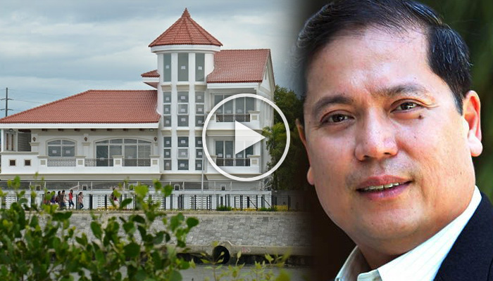 EXPOSED: White House ni Mayor Mabilog Worth P70 Million