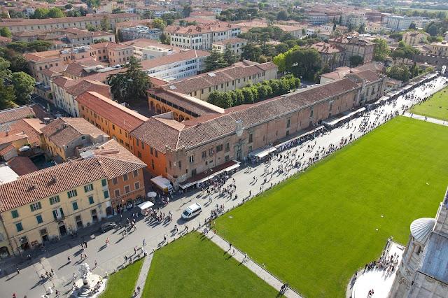 miasto Piza, największe zabytki co zobaczyć?