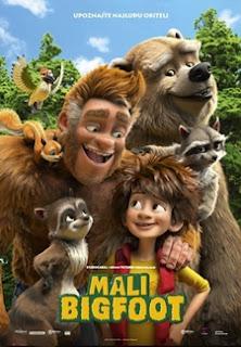 Mali Bigfoot (2017) Sinopsis Filma           The Son of Bigfoot