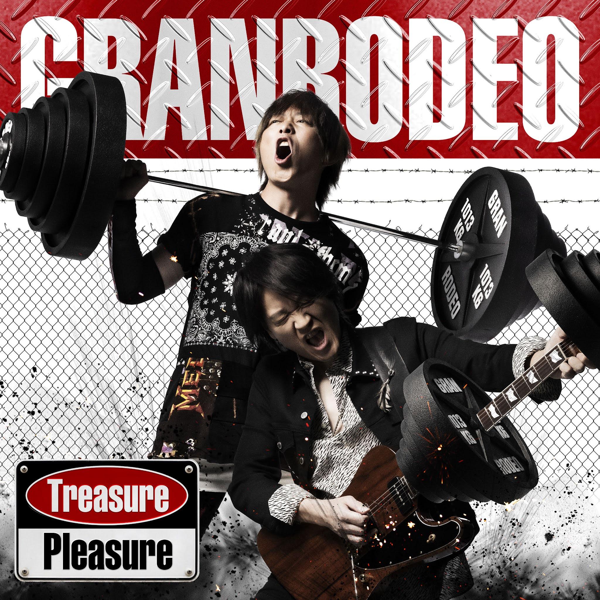 GRANRODEO - Treasure Pleasure