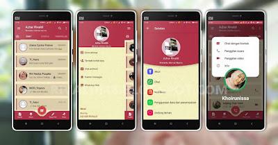 MI-WhatsApp Red Velvet Latest Shared By FibmanArts