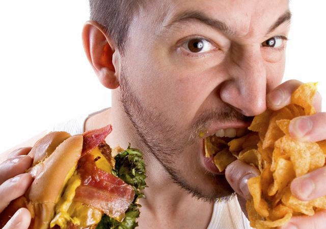 fast food zararları