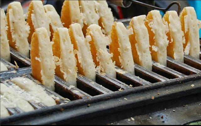 Resep Dan Cara Membuat Kue Rangin Enak Sederhana