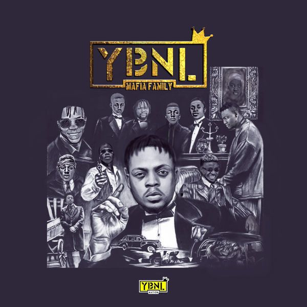 [Music] YBNL MaFia Family Album [Limerick x Olamide - Lie]