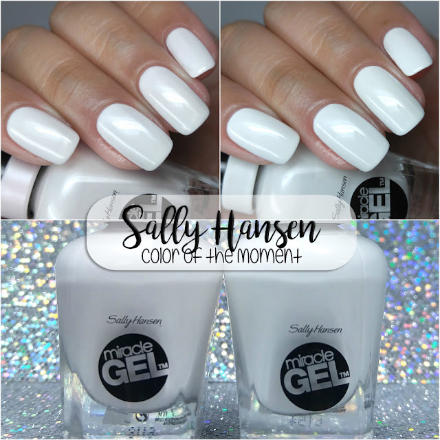 Sally Hansen - May 2017 Color of the Moment