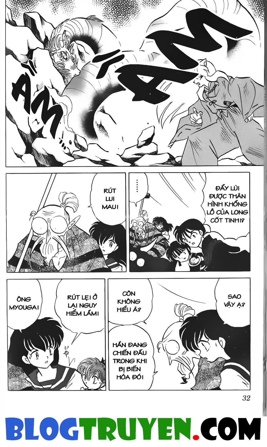Inuyasha vol 20.2 trang 9