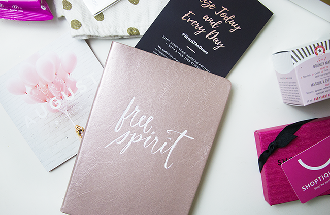 Fringe Studio Free Spirit Journal