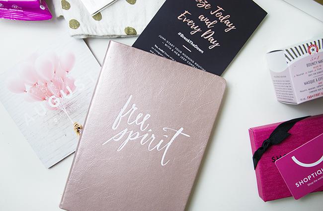 Fringe Studio Free Spirit Journal