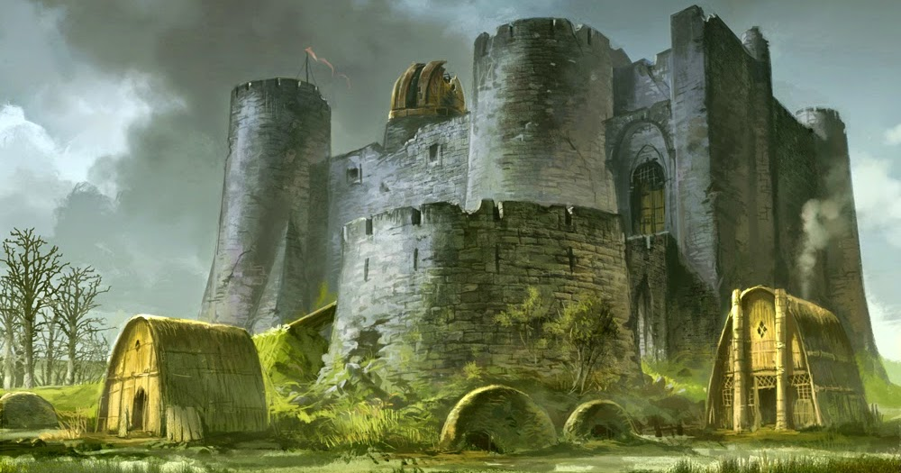 Power Score: Hoard of the Dragon Queen - Castle Naerytar | 1000 x 525 jpeg 130kB