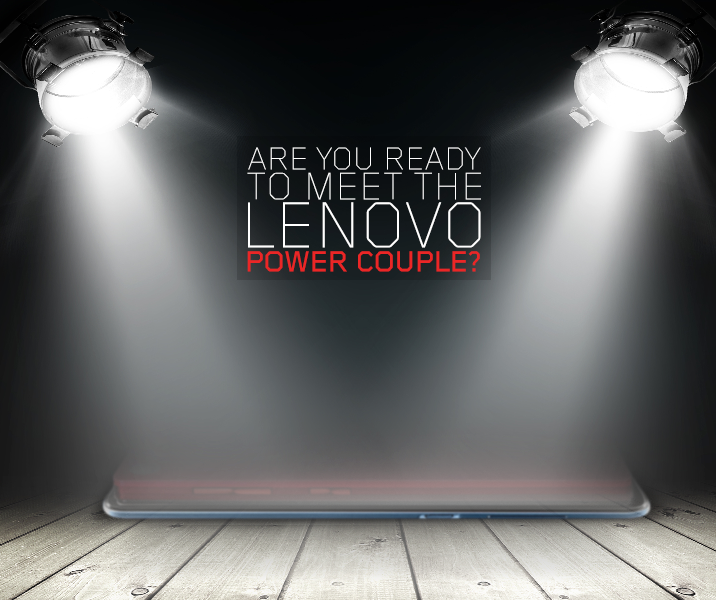 Lenovo Power Couple