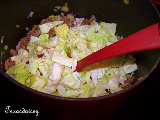 cabbage for man pleasin' tortellini soup recipe