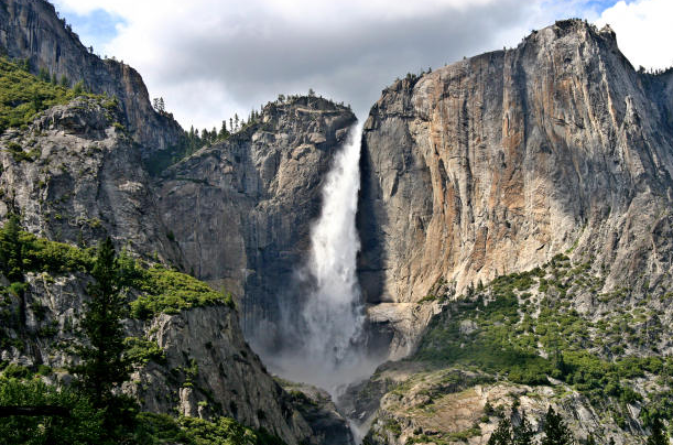 7 Air Terjun yang Mengerikan di Dunia