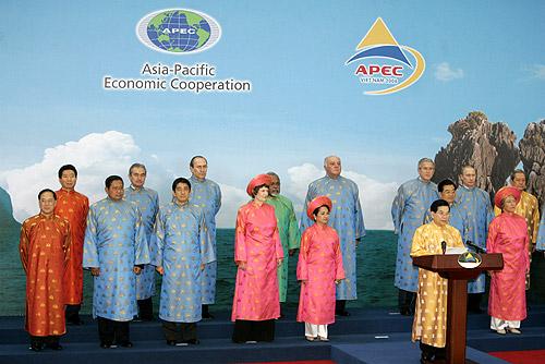 APEC Complete List of International Summits