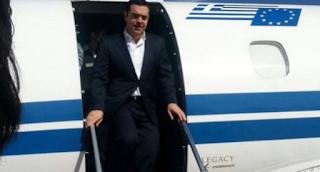 Επιστρέφει εσπευσμένα ο Τσίπρας από τη Βοσνία, λόγω των πυρκαγιών