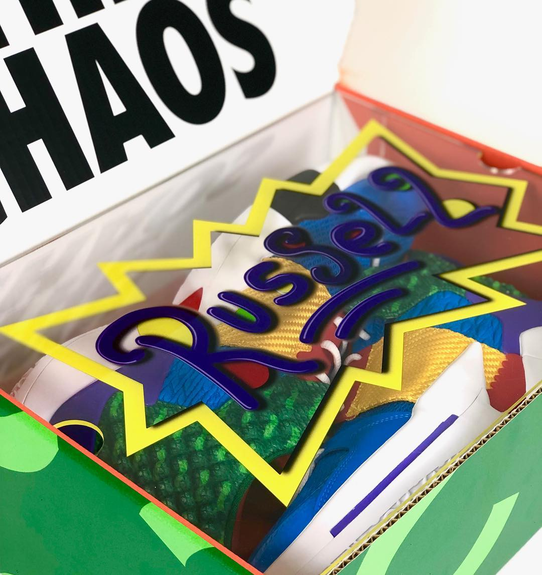 NickALive!: Champs Sports Launches Exclusive FILA x Rugrats