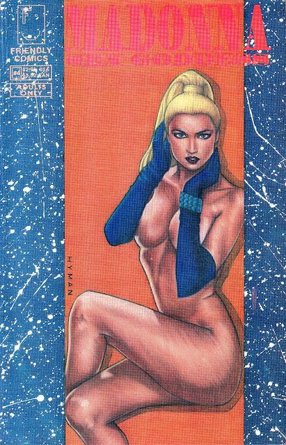 Madonna Sex Goddess Vol.4
