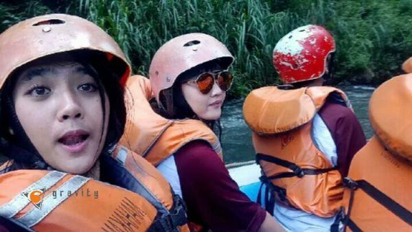 rafting sungai pangalengan