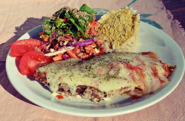 Restaurante vegetariano ONA Eco Espacio
