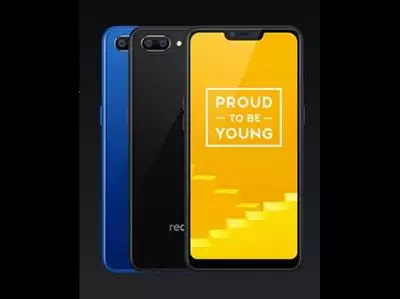 Realme C1 color variants