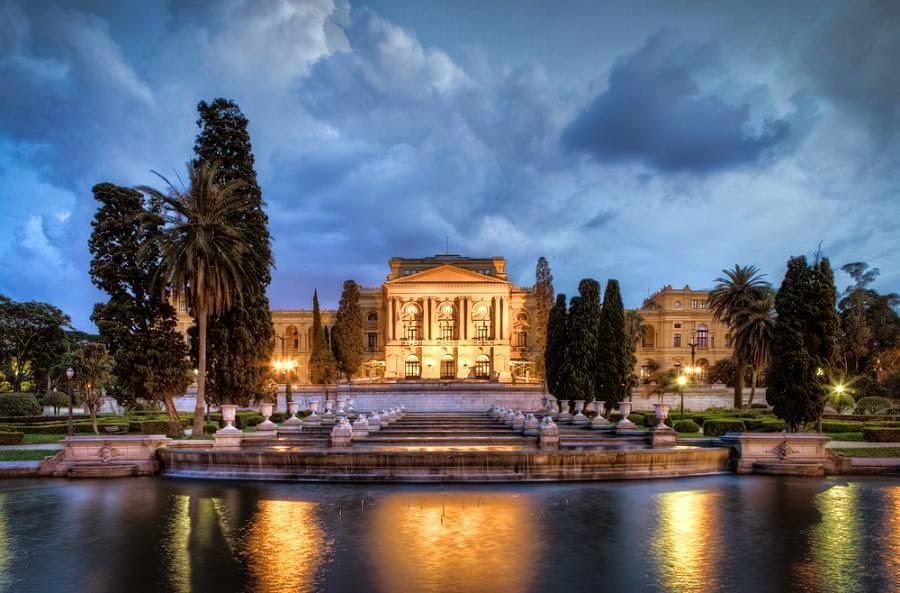 Museu do Ipiranga e Parque da Independência