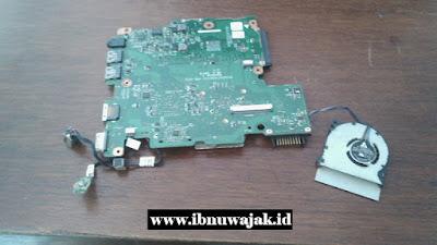 jual motherboard toshiba NB510