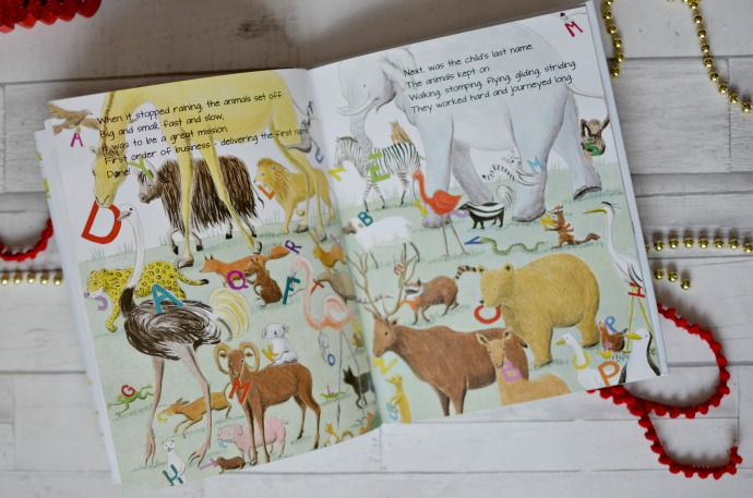 Christmas Gift Guide for a One year old - Zebra Book
