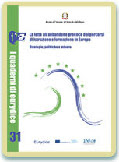 La lotta all'abbandono precoce dei percorsi di istruzione e formazione in Europa-Traduzione di Francesca Cosi-copertina