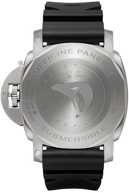 Panerai LUMINOR SUBMERSIBLE 1950 3 DAYS GMT AUTOMATIC 5