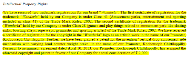 Analysis Wonderla Holidays Ltd equity research report, Wonderla Bangalore, Wonderla Cochin, Kochi, Wonderla Hyderabad, Dr Vijay Malik, Dr Stock, Mr. Kochouseph Chittilappilly, Mr. Arun Chittilappilly