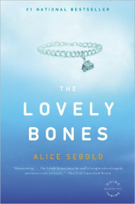 book cover of The Lovely Bones - image used with permission from bn.com