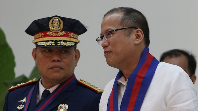 Ex-PNP Chief Purisima gets arrested