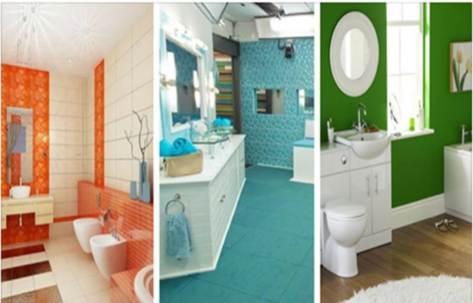 Bathroom Color Trends Home Interior Designs