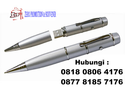 Flashdisk Pen Laser Persentase