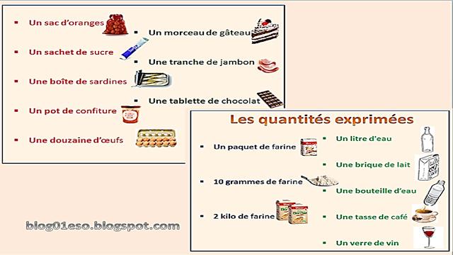 Wyrażanie ilości - gramatyka 4 - Francuski przy kawie