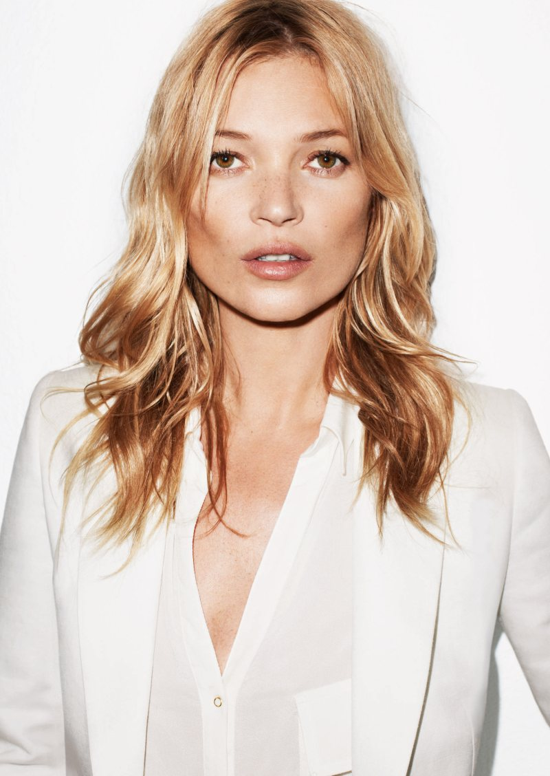 KATE MOSS for MANGO S/S 2012 by Terry Richardson