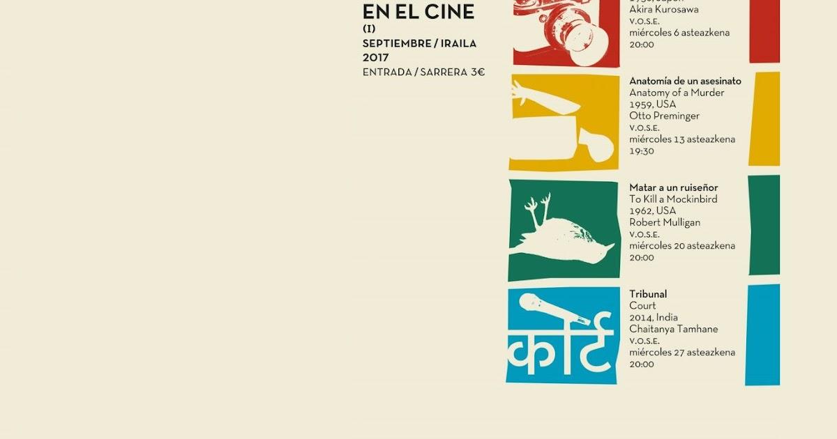 """El I Ciclo """"Abogados en el cine"""" concluye con las entradas agotadas ..."""