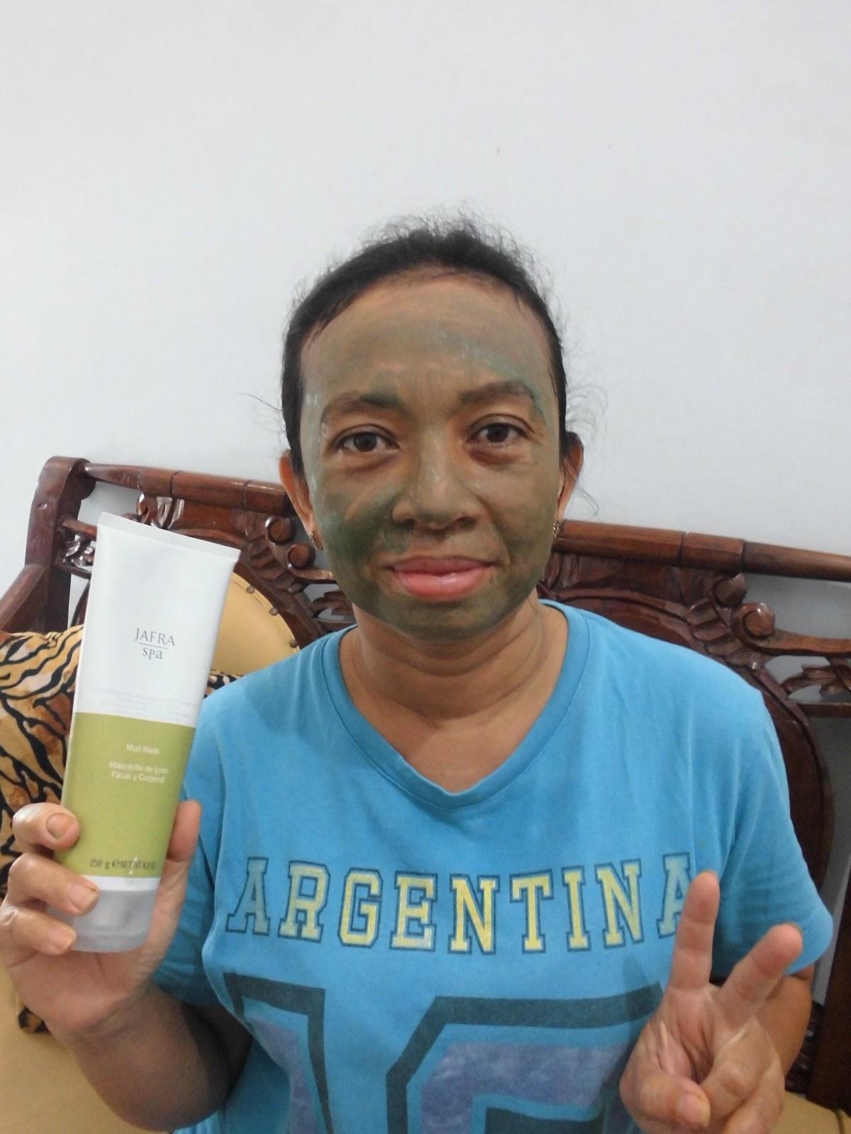 Cara Memakai Masker Jafra : memakai, masker, jafra, Rinjaniah:, Review;, JAFRA, Bagian, Kecil, Rangkaian, Facial, Sederhanaku