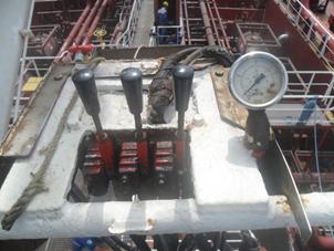Operator Handling (hydraulic system)